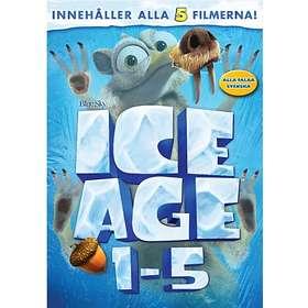 Ice Age 1-5