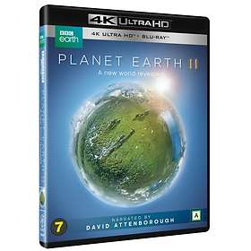 Planet Earth II (UHD+BD)