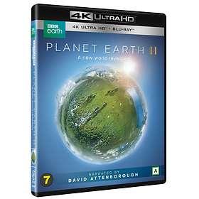 Planet Earth II (UHD+BD)