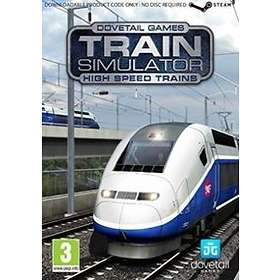 Train Simulator Expansion: High Speed Trains