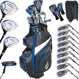 TecTake Complete 13 with Cart Bag