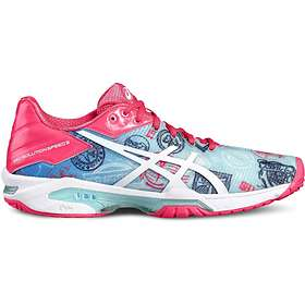 bb5e1e174449 Find the best price on Asics Gel-Solution Speed 3 Limited Edition ...