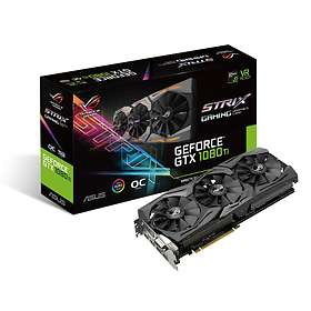 Asus GeForce GTX 1080 Ti Strix Gaming OC 2xHDMI 2xDP 11GB