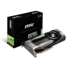 MSI GeForce GTX 1080 Ti Founders Edition HDMI 3xDP 11GB