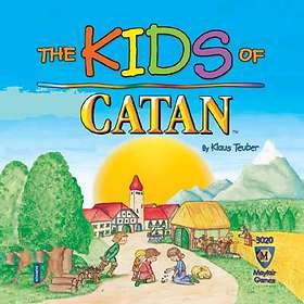 Mayfair Games Catan: The Kids of Catan