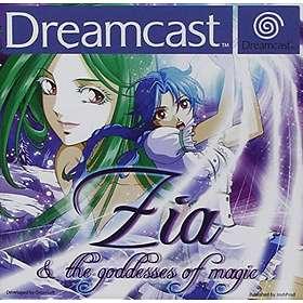Zia & the Goddesses of Magic (DC)