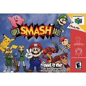 Super Smash Bros. (USA) (N64)