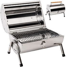 TecTake BBQ-grill av specialstål