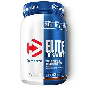 Dymatize Elite 100% Whey 0.91kg