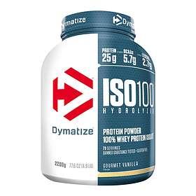 Dymatize ISO100 Hydrolyzed 2,3kg