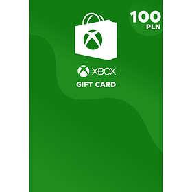 Microsoft Xbox Gift Card - 100 PLN
