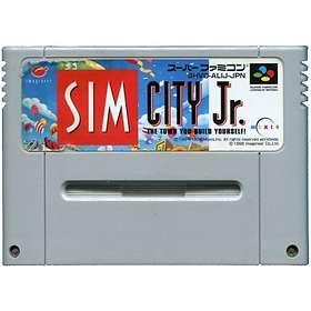 SimCity Jr. (JPN) (SNES)