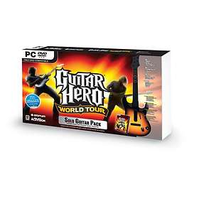 Guitar Hero: World Tour (+ Chitarra)