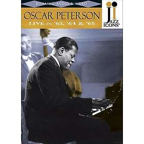 Oscar Peterson: Live in '63, '64 & '65