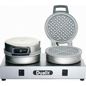 Dualit Double Waffle Iron 74001