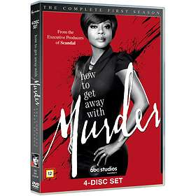 How to Get Away with Murder - Säsong 1