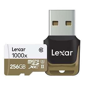 Lexar Professional microSDXC Class 10 UHS-II U3 1000x 256GB