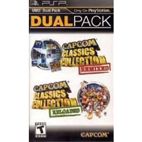 Capcom Classics Collection: Remixed + Reloaded - Dual Pack (PSP)
