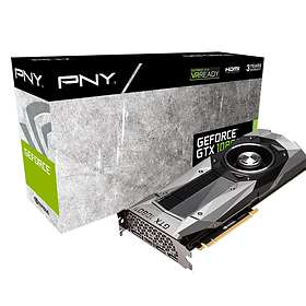 PNY GeForce GTX 1080 Ti Founders Edition HDMI 3xDP 11GB