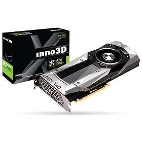 Inno3D GeForce GTX 1080 Ti Founders Edition HDMI 3xDP 11GB