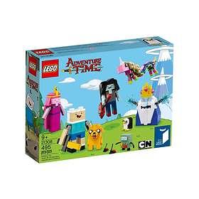 LEGO Ideas 21308 Äventyrsdags