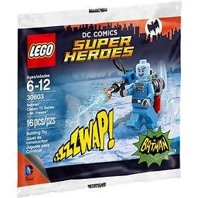 LEGO DC Comics Super Heroes 30603 Batman Classic TV Series Mr. Freeze