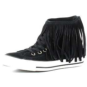 5c553eb1bbce7e Find the best price on Converse Chuck Taylor All Star Fringe Suede ...