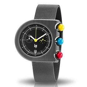 Lip Watches Mach 2000 Chrono Steel