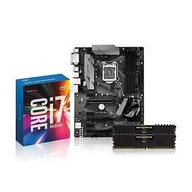 VPCB Uppgraderingspaket Z270H - 4,2GHz QC 16GB