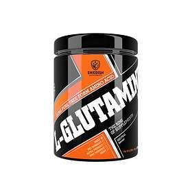 Swedish Supplements L-Glutamine 100% 0,4kg