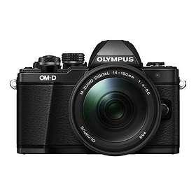 Olympus OM-D E-M10 Mark II + 14-42/3,5-5,6 II R + 40-150/4,0-5,6 R