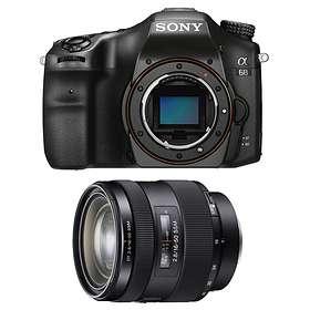 Sony Alpha SLT-A68 + 16-50/2,8 SSM