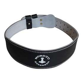 Nordic Strength Leather Lifting Belt