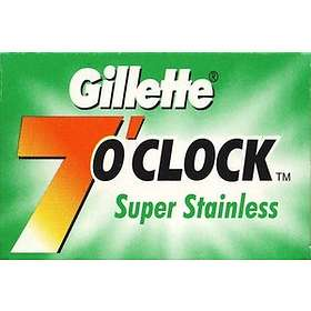 Gillette 7 O'Clock Super Stainless Single Blade