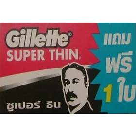 Gillette Super Thin Platinum Single Blade