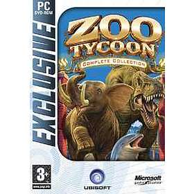 Zoo Tycoon - Complete Collection (PC)