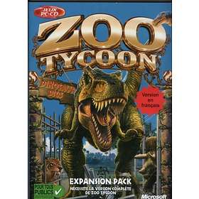 Zoo Tycoon: Dinosaur Digs (Expansion) (PC)