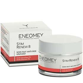 Eneomey Stim Renew 8 Anti-âge Radiance Crème de Nuit 50ml