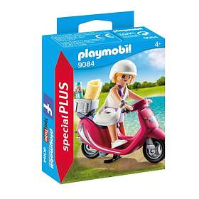 Playmobil Special Plus 9084 Strandgångare med Scooter