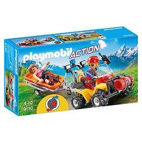 Playmobil Action 9130 Fjällräddningsquad