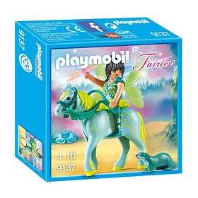 Playmobil Fairies 9137 Förtrollad Älva med Häst