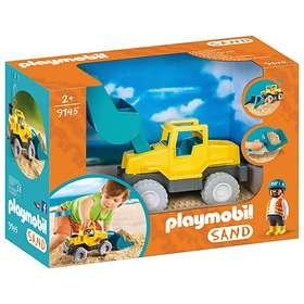 Playmobil Sand 9145 Chargeur Avec Pelle