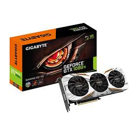 Gigabyte GeForce GTX 1080 Ti Gaming OC HDMI 3xDP 11Go