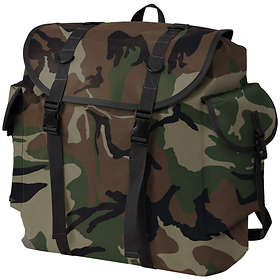 vidaXL Army-Style Backpack 40L