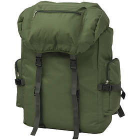 vidaXL Army-Style Backpack 65L