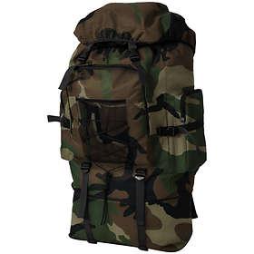 vidaXL Army-Style XXL Backpack 100L