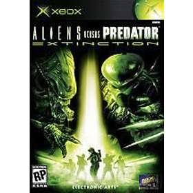 Aliens vs. Predator: Extinction (Xbox)