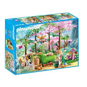 Playmobil Fairies 9132 Forêt enchantée