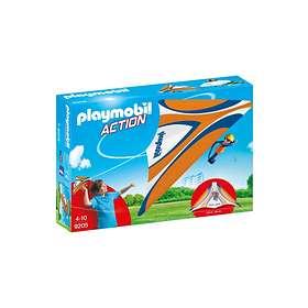 Playmobil Sports & Action 9205 Orange Hängglidare