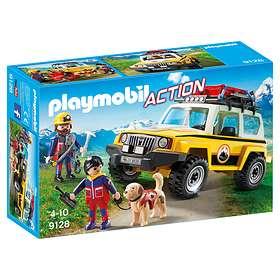 Playmobil Action 9128 Fjällräddningstruck